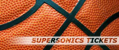 Seattle Supersonics Tickets